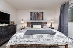 Modern Bedroom Real Estate