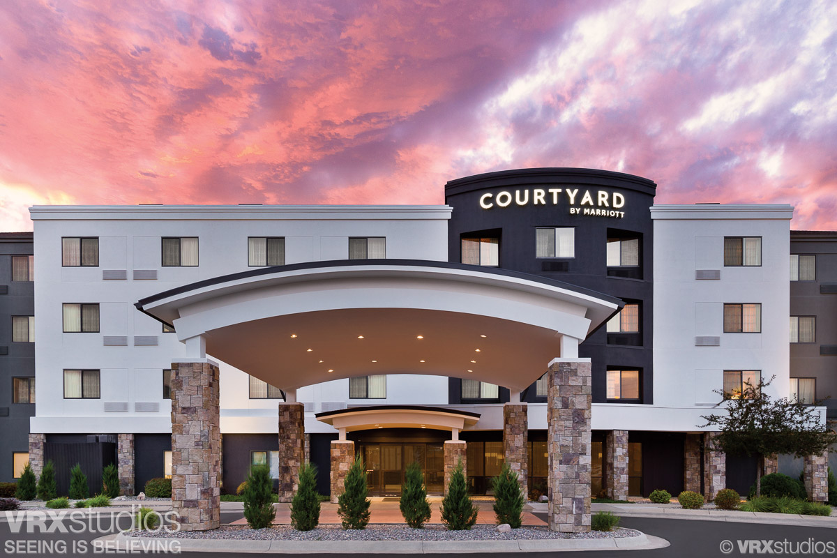 Project: Courtyard by Marriott Missoula